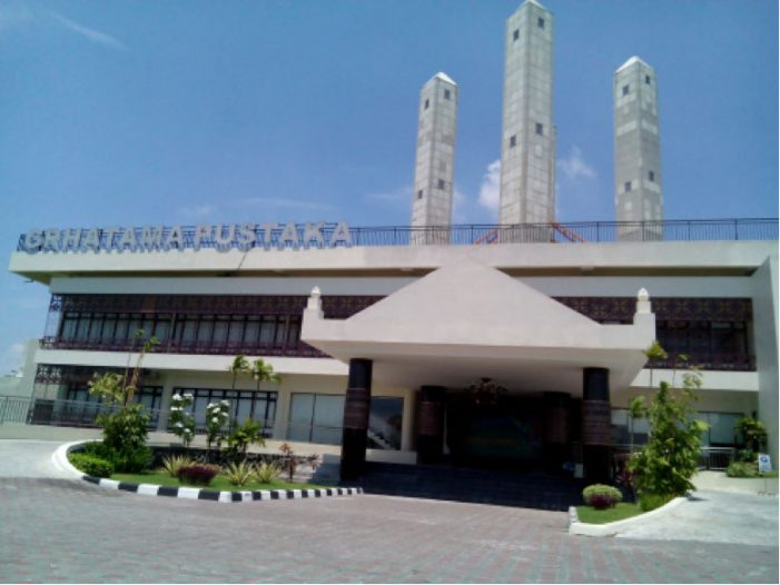 Grhatama Pustaka, Kebanggaan Baru Yogyakarta