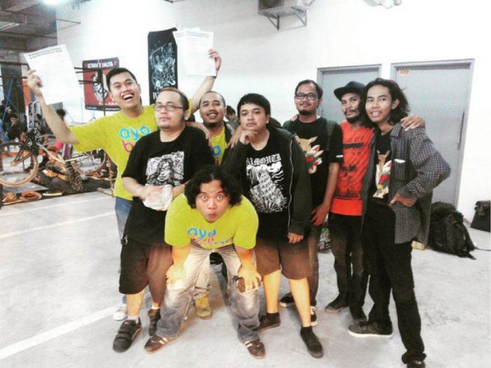 Jogja Records Store Club: Rampai Gerai Rilisan Fisik Musik Kota Vakansi
