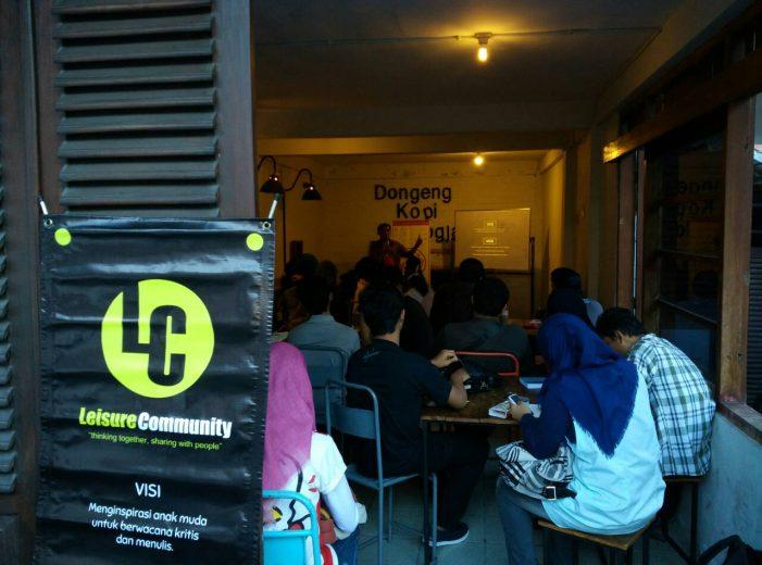 Leisure Community, Pendidikan di Tangan Pemuda