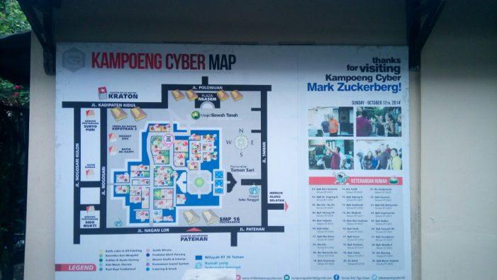 Kampoeng Cyber: Memaksimalkan Penggunaan Internet