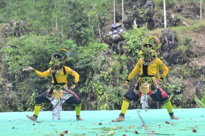 Sendratari Sugriwo dan Subali, Hadir Rutin di Kulon Progo