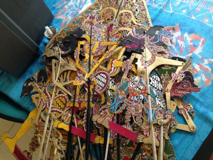 Wayang Kertas, Membangkitkan Seni yang Mati Suri