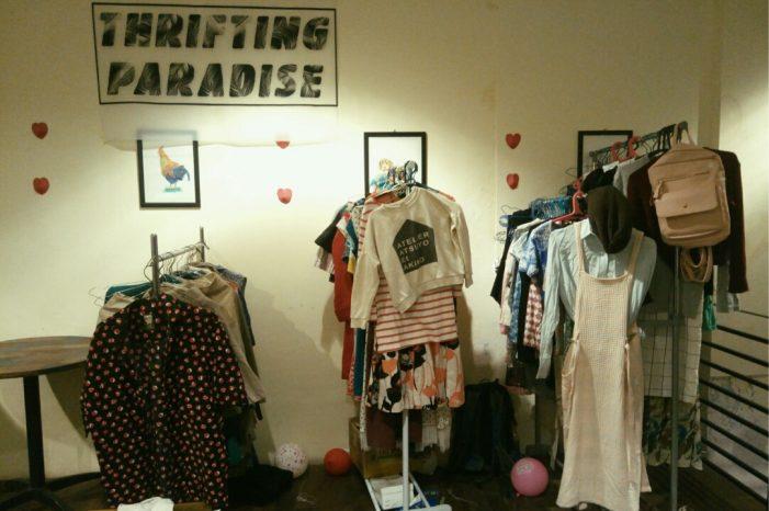 Thrifting Paradise, Alternatif Belanja Murah bagi Anak Muda