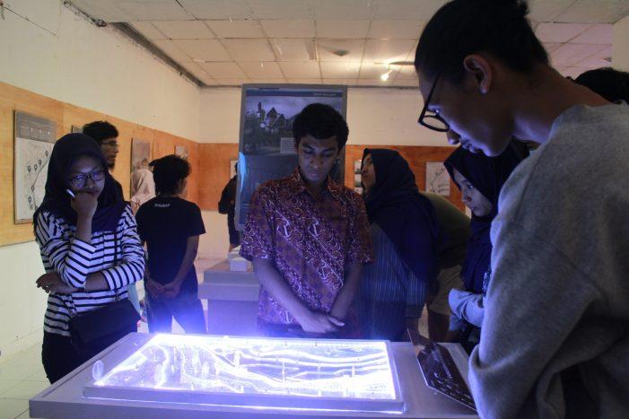 WEX 2017, Identitas Yogyakarta Melalui Pameran Karya Arsitektur