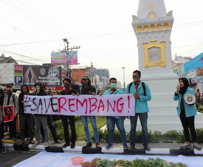 Aksi Solidaritas Kendeng Lestari, Mengawal Hak Petani Kendeng