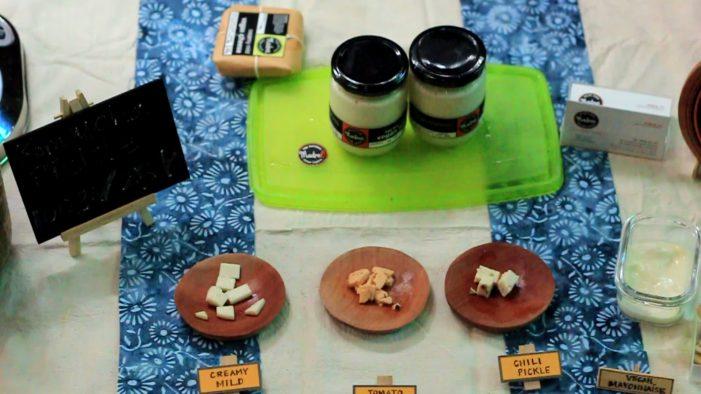 Madree, Keju Vegan Olahan Tangan dari Mete