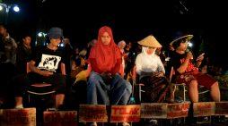 Aksi Tahlil dan Doa Lintas Iman untuk Yu Patmi: Pesan kepada Ganjar Pranowo