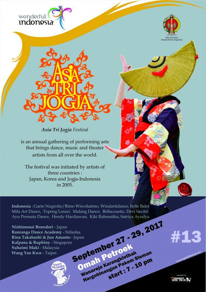 Seni Kolaborasi Tiga Negara Akan Kembali Digelar di Yogyakarta