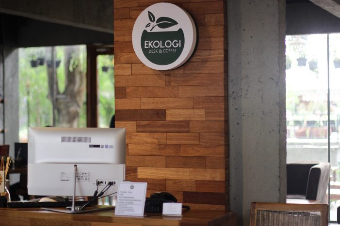 Ekologi: Kedai Kopi dengan Co-Working Space Pertama di Yogya!
