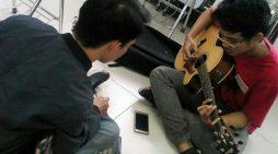 Pelatihan Cipta Lagu, Ketika Curhat dan Kegelisahan Menjadi Karya
