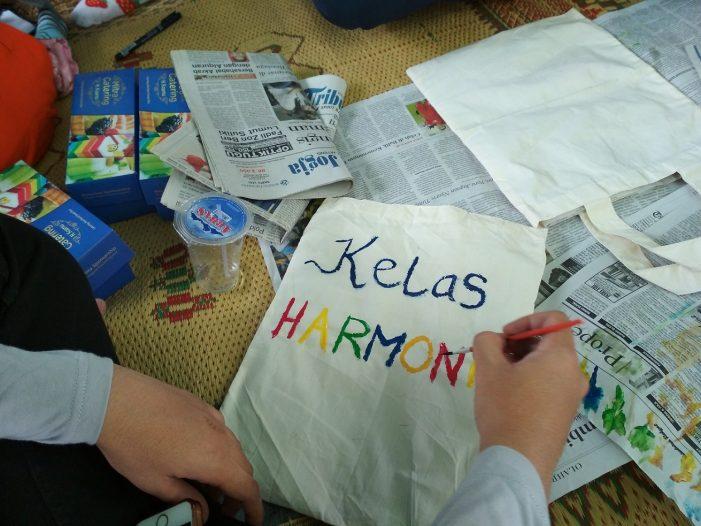 Mengenal Difabel Lebih Dekat di Kelas Harmoni