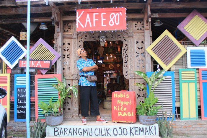 Bernostalgia ke Era 80-an di Yogyakarta Selatan