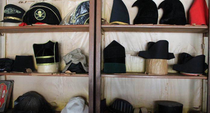 Melirik Peninggalan Budaya Yogyakarta di Toko Necis
