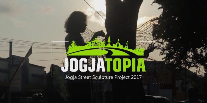 Jogja Street SculpTour: Menikmati Karya Patung JSSP 2017