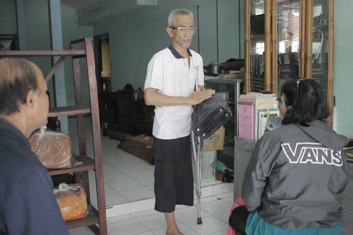 Sulaeman, Sociopreneur Pemberdaya Penyandang Disabilitas