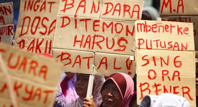 Akibat Protes Warga, Angkasa Pura Hentikan Pembebasan Lahan