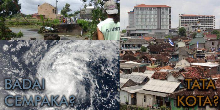 Yogyakarta Kembali Banjir, Salahkan Cempaka atau Tata Kota?