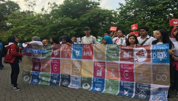 Walk for SDGs: Dari Anak Muda untuk Indonesia