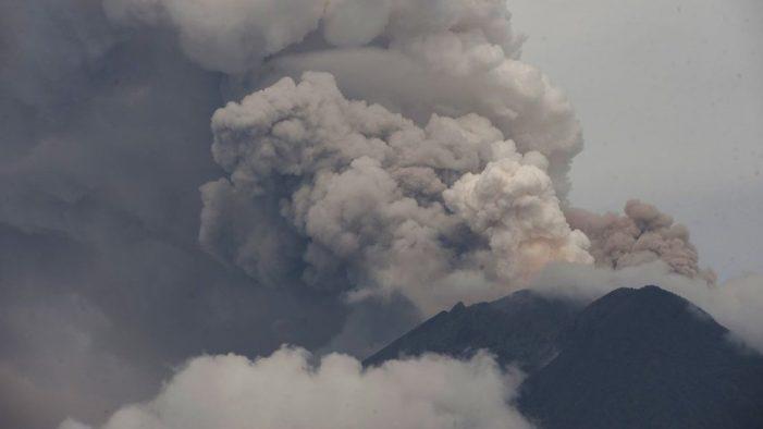 11 Fakta tentang Erupsi Gunung Agung