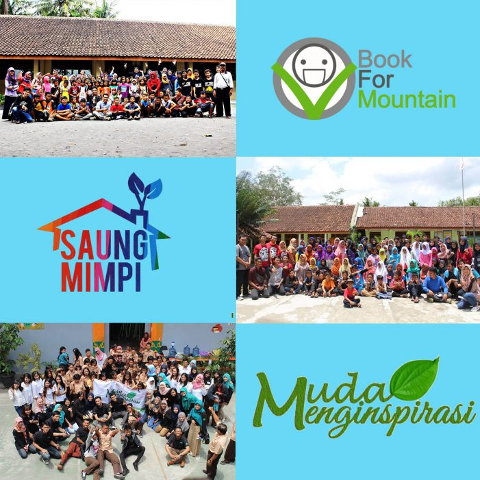 Book for Mountain: Peduli Pada Pendidikan Anak di Pinggiran