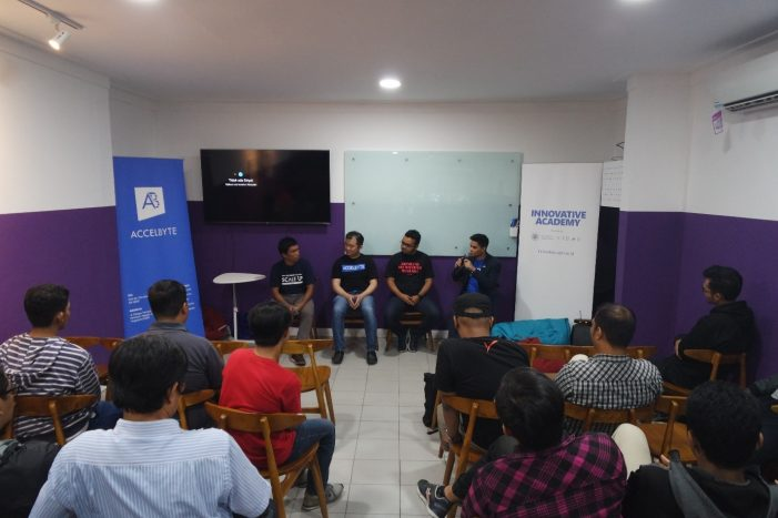 Innovative Academy Founder's Meetup: Berbagi Ilmu Membangun Startup.