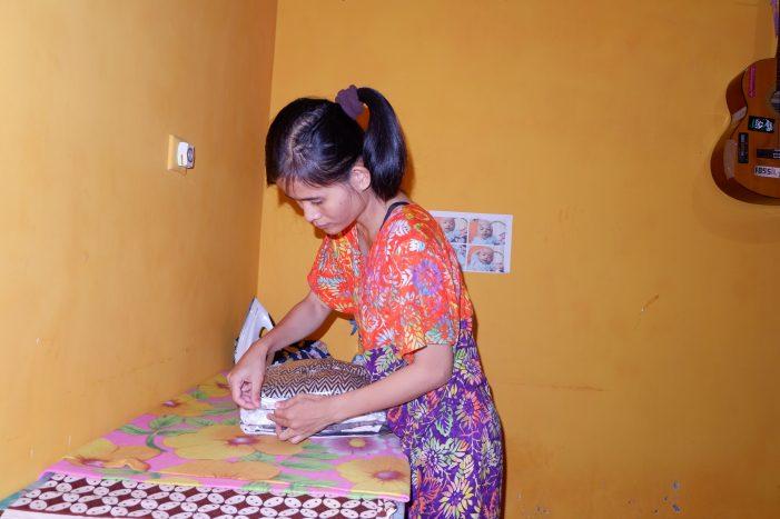 Wozmi, Jasa Setrika Online Pertama di Yogyakarta