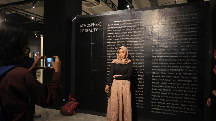 Atmosphere of Reality: Muda yang Berkarya