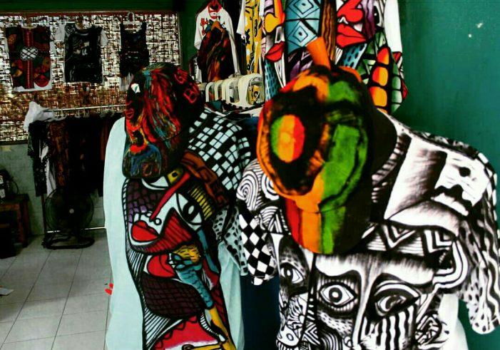 Berkreasi Batik Lukis bersama Sanggar Kalpika
