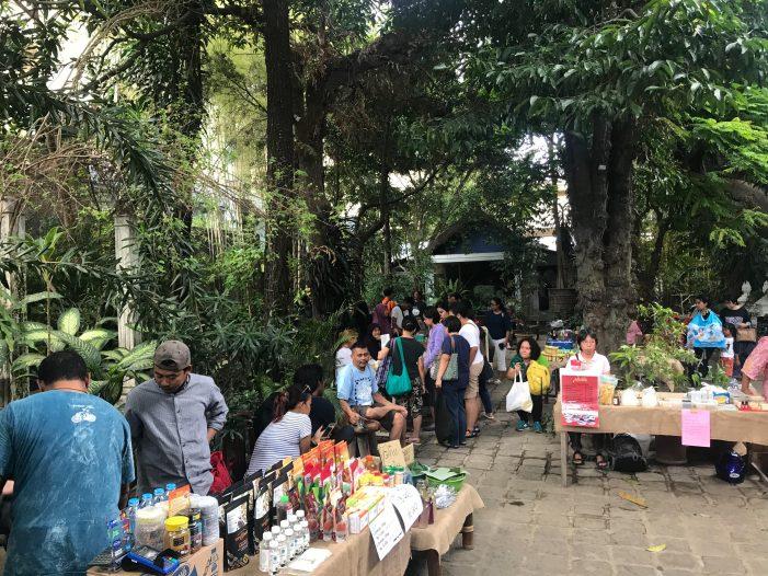 Makan Sehat dan Menyenangkan Bersama Pasar Mustokoweni