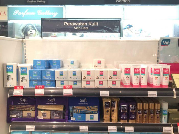 Produk Safi menjadi Primadona Baru di Pasar Kosmetik Halal