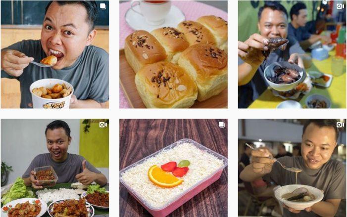 Selebgram dan Content Creator Kuliner Jogja Semakin Eksis