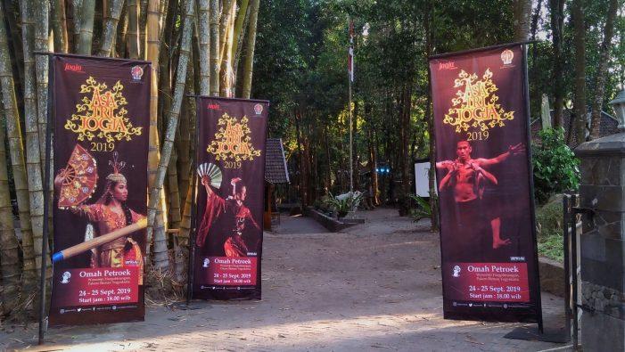 Asia Tri Jogja 2019: Keakraban dalam Gelaran Seni