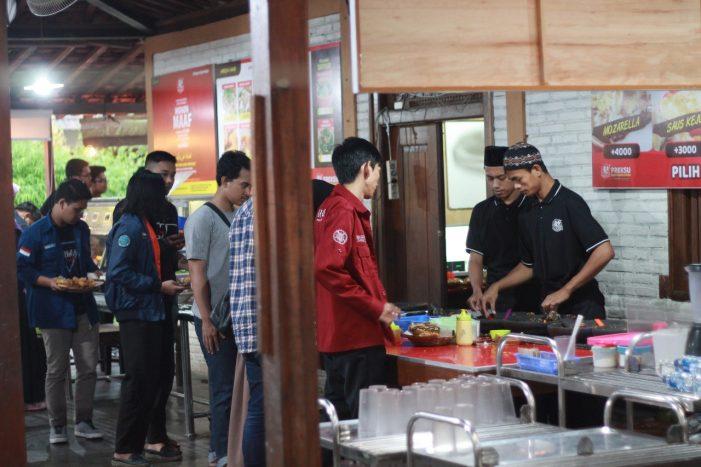 Preksu, Bisnis Kuliner Penyebar Dakwah di Enam Cabangnya