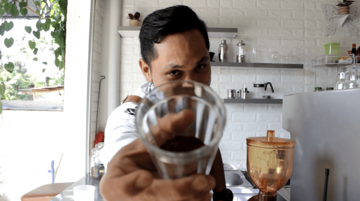 Coday Coffee Lab & Roastery: Untuk Kopi Tidak Bisa Setengah-setengah