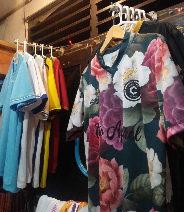 Bisnis Produksi Jersey di Yogyakarta: Bertahan Hadapi Pandemi