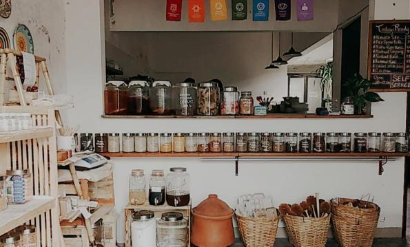 Little Garden, Menjual Makanan Sehat dari Tumbuhan