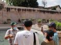 Terapkan Protokol Kesehatan, Wisata Taman Sari Ramai Pengunjung