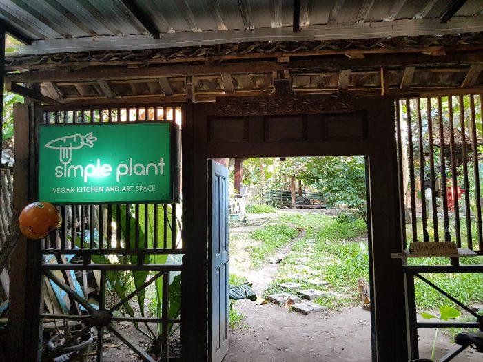 Simple Plant, Sebuah Restoran Vegan di Pedalaman Bantul