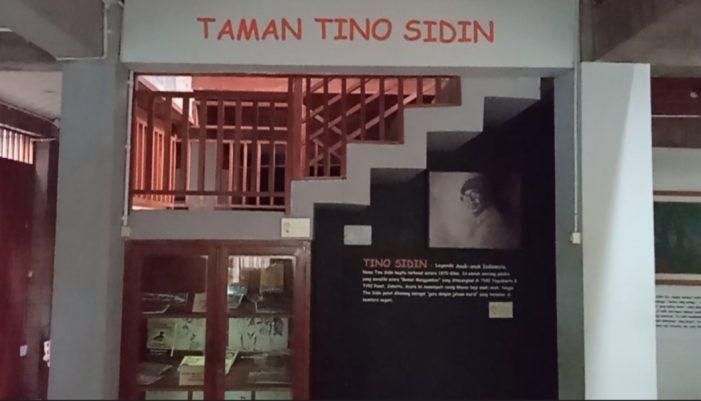 Memorabilia sang Maestro Lukis di Museum Taman Tino Sidin