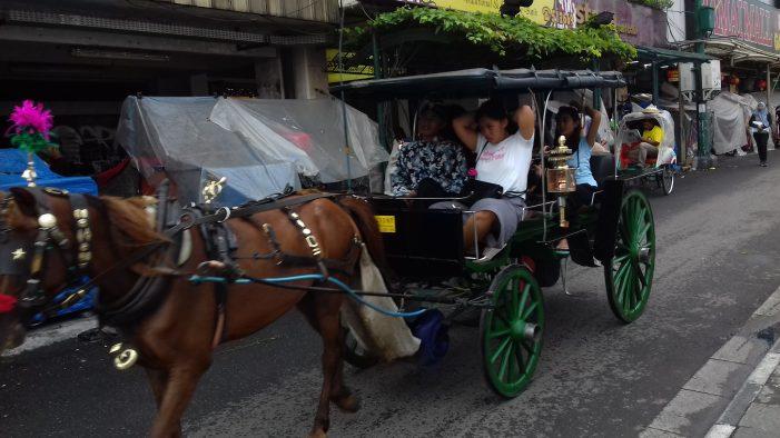 """Andong Yogya, Kereta Wisata """"Eksklusif"""" Malioboro"""