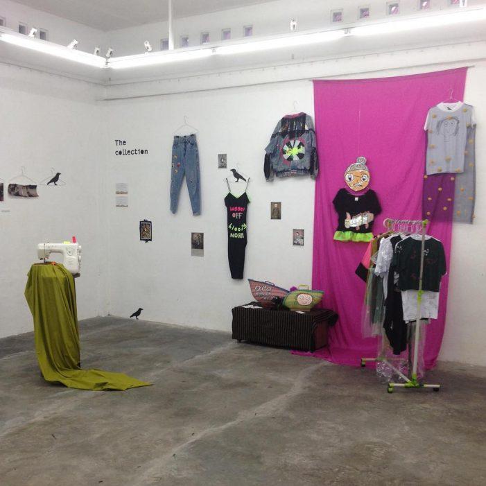 "Kolaborasi Keunikan Fesyen pada Pameran  ""Opo Ndelok-Ndelok"""