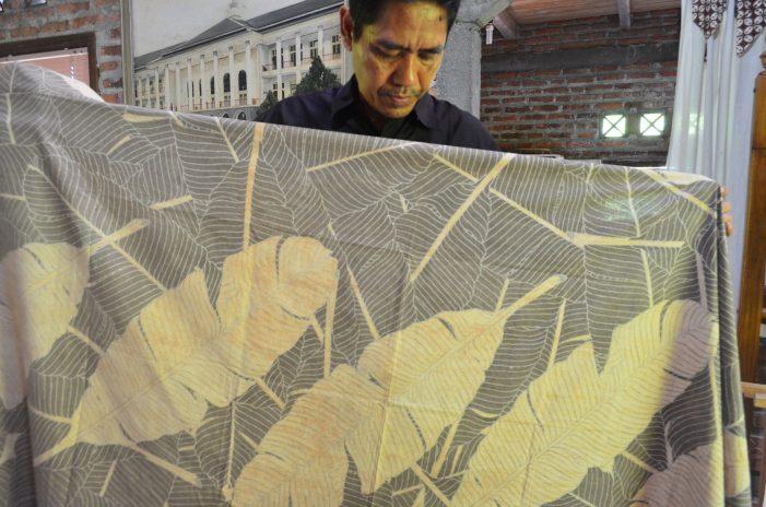 Batik Jolawe, Warna dari Alam yang Ramah Lingkungan