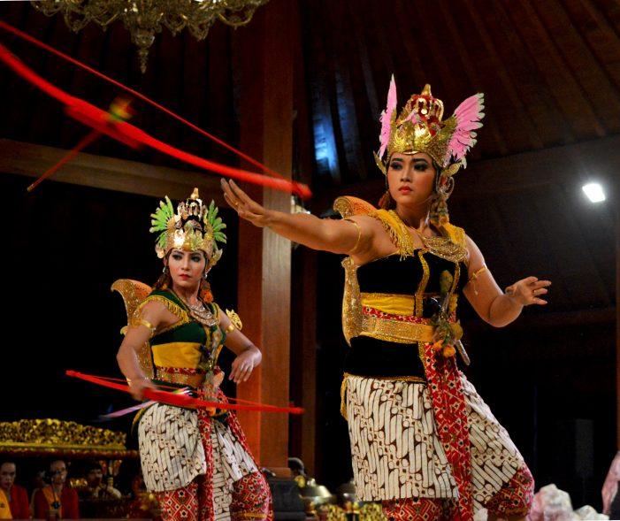Pagelaran Wayang Wong Gagrak Yogyakarta