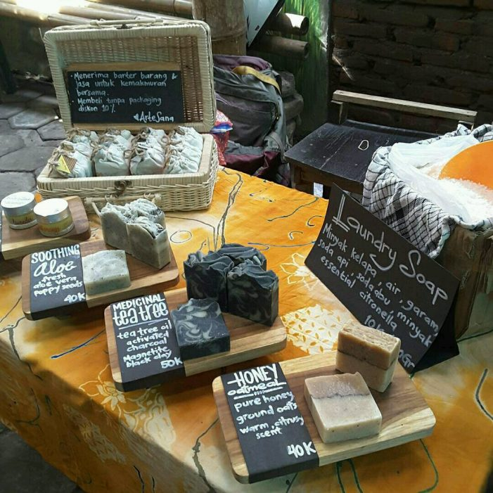 ArteSana Soap, Sabun Alami yang Sehat dan Ramah Lingkungan