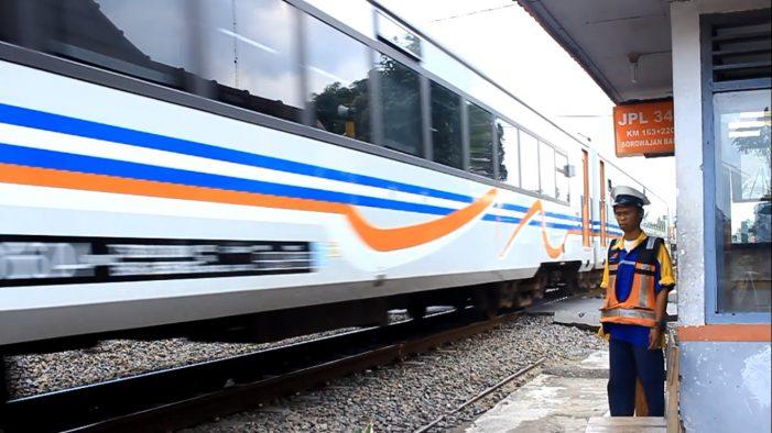 Kisah Penjaga Pintu Kereta Api di Sorowajan, Bantul