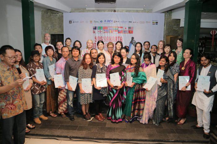 Yogyakarta International Art Festival 2017: Ruang Temu 34 Perupa dari 16 Negara