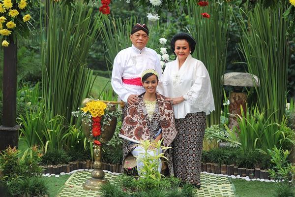 Makna Kain Batik dalam Pernikahan Adat Yogyakarta