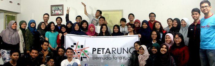Komunitas Pemuda Tata Ruang, Ajak Anak Muda Mewujudkan Tata Ruang Berkelanjutan