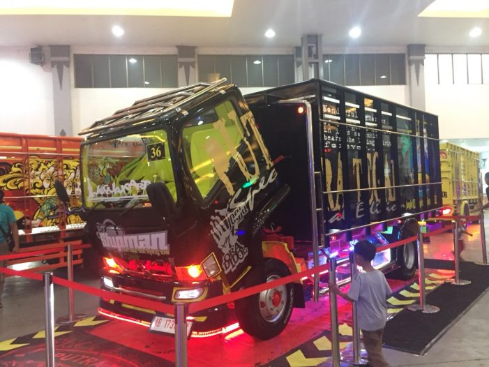 Jogjakarta Truck Festival: Kreativitas Komunitas Pecinta Truk di Indonesia