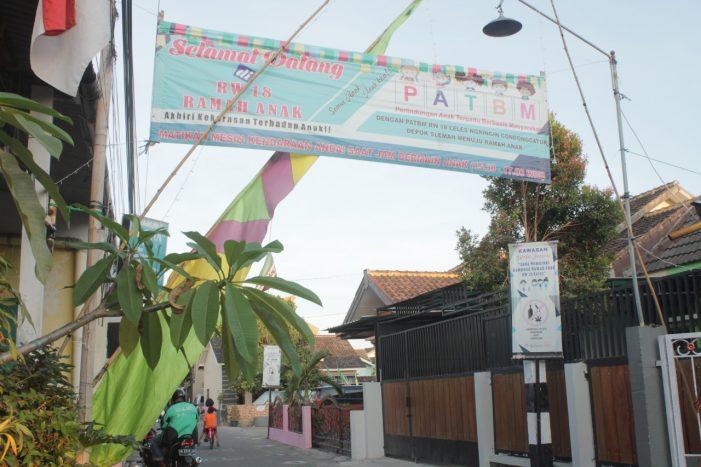Kampung Ramah Anak RW 18 Leles Condongcatur: Punya Satgas PPA Tingkat RW
